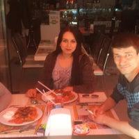 Photo taken at Karizma Mini Restorant & Cafe by Bihter Ö. on 4/27/2015