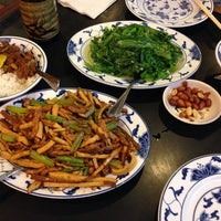Photo taken at Taiwanese Specialties 老華西街台菜館 by JaniceMichael on 9/15/2014
