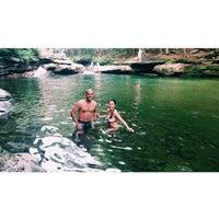 Photo taken at Peekamoose Mountain Blue Hole by MadamOwl on 7/19/2014