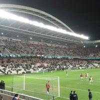 Foto tomada en Estadio de San Mamés por David S. el 12/12/2012