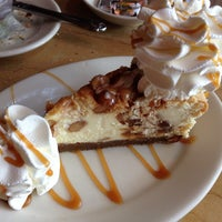 Photo taken at The Cheesecake Factory by ErikaChocolate on 7/24/2013