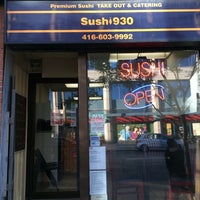 Photo taken at Sushi 930 by Gary T. on 7/9/2014