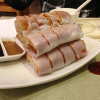 Photo taken at Congee Queen 皇后名粥 by Gary T. on 3/29/2013