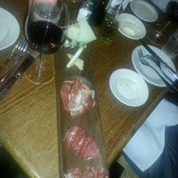 Photo taken at Trattoria Stefano by David L. on 9/26/2012