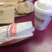 Photo taken at Dunkin' Donuts by Charles H. on 12/25/2013