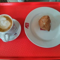 Photo taken at Café Coffee Day by Adinarayana on 4/14/2013
