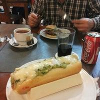 Photo taken at Bar Restaurante Los Universitarios by Macarenna G. on 9/23/2013
