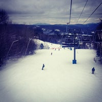 Photo taken at Okemo Mountain Resort by Matthew S. on 3/2/2013