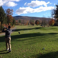 Photo taken at Ridgewood Country Club by Matthew S. on 10/20/2013