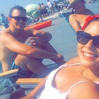 Photo taken at Coffin Beach by Matthew S. on 7/5/2015