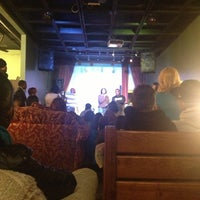 Photo taken at The Green Room: Actor's Lounge by Miss N. on 2/20/2013