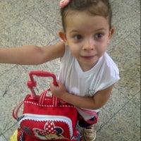 Photo taken at Escola Vila Monteiro Lobato by Caroline N. on 2/25/2013
