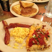 Photo taken at Christy's Restaurant & Pancake House by Francis K. on 9/27/2012