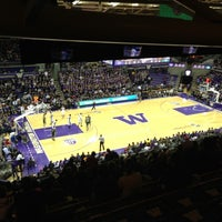 Photo taken at Alaska Airlines Arena by Frank Y. on 11/12/2012