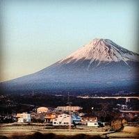 Photo taken at 富士山ビューポイント by yoshi y. on 1/29/2013