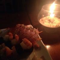 Photo taken at Sushi Ya San by Léo on 9/20/2014