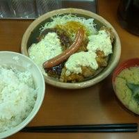 Photo taken at Sガスト 武蔵境店 by yosssan on 12/17/2012