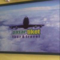 Photo taken at Pasar Tiket by Surya D. on 10/1/2012