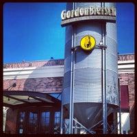 Photo taken at Gordon Biersch Brewery by Bridget A. on 12/8/2012