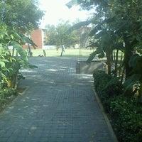 Photo taken at Escuela Superior de Turismo by Chucho Van H. on 10/20/2012
