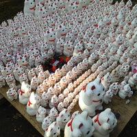Foto scattata a Gotokuji Temple da Jin il 2/11/2013