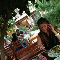Photo taken at Adrasan Deniz Otel Restorant&Bahçe by aLiço® on 7/3/2013