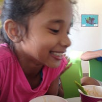 Photo taken at Menchie's by Christina S. on 5/28/2013