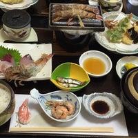 Photo taken at 旬魚 たつみ by Toshitaka on 9/4/2015