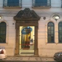 Photo taken at Centro Caixa Cultural by Flávio P. on 9/22/2013
