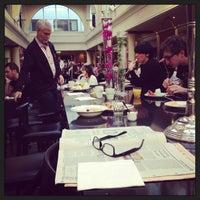 Photo taken at Scandic Sergel Plaza Restaurant by Danechka on 5/3/2013