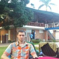 Photo taken at Cercle Prive Elaies by Serj G. on 10/28/2012