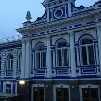 Photo taken at Театр юного зрителя by Анастасия Ш. on 10/28/2012