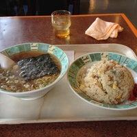 Photo taken at きょう和はんてん 中京女子大前店 by satoshi o. on 11/14/2012