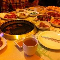 Photo taken at Sam Mok Korean Restaurant  三木韓國料理 by So P. on 11/17/2013