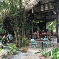 Photo taken at Panji Panji Tropical Wooden Home by atina b. on 7/31/2017
