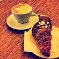 Photo taken at Cafe Divan Porta Genova by Arabella on 12/19/2012