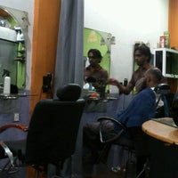 Photo taken at Robeka Salon by Rilwan S. on 3/15/2013