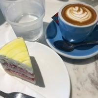 7/15/2017 tarihinde Daryl T.ziyaretçi tarafından Kaizen Coffee Co.'de çekilen fotoğraf