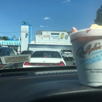 Photo taken at Ralph's Italian Ices by Chris F. on 7/30/2017