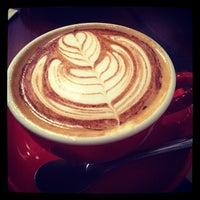Photo taken at Espresso Alchemy by RubyK on 10/8/2012