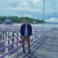 Photo taken at Pelabuhan Pondong by Mas E. on 1/5/2018