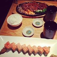 Photo taken at U-Yee Sushi by Liliya K. on 2/7/2013