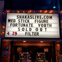 Photo taken at Shaka's by Kevin C. on 3/30/2016