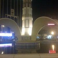 Photo taken at Sharjah Clock Tower by Shiraz K. on 6/13/2013