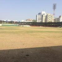 Photo taken at Lal Bahadur Shastri Stadium by Shiraz K. on 1/2/2017