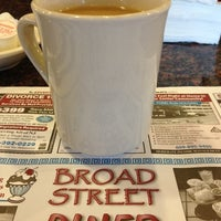 Photo taken at Broad St Diner by Joseph L. on 10/1/2012