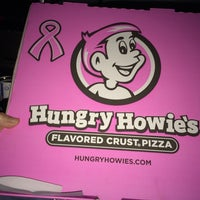 Photo taken at Hungry Howie's by FLORIDA J w. on 10/11/2014