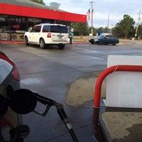 Photo taken at QV Gas Station by FLORIDA J w. on 1/27/2014