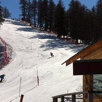 Photo taken at Stade de slalom by Renaud F. on 3/2/2012