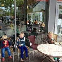 Photo taken at Winkelcentrum Parkwijk by Colette on 5/25/2013
